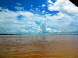 Il Rio delle Amazzoni in piena raggiunge i 7 km di larghezza